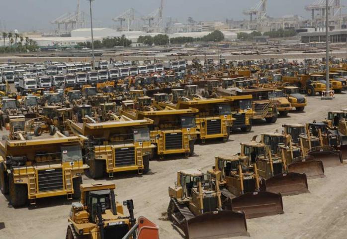 Forklifts, Trucks, NEWS, Materials Handling
