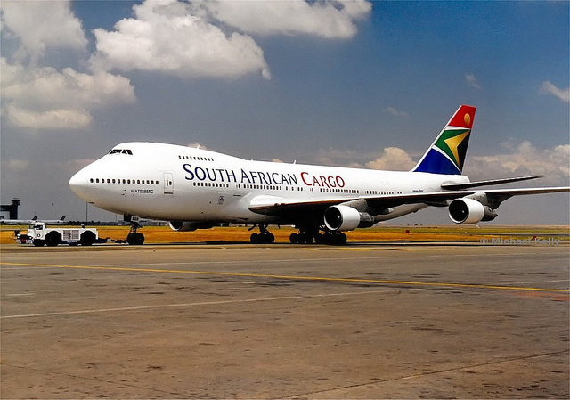 African carriers, such as SAA Cargo stand to benefit from the liberalisation deal.