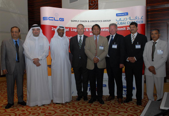 Industry experts at SCLG conference last year