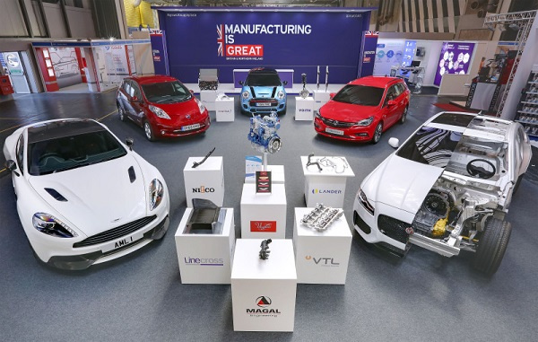 78,000 people are currently employed in the UK automotive supply sector