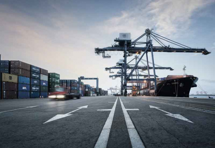 Oman container terminal in Port of Sohar to be centrepiece of new Oman-India-Sri Lanka container loop