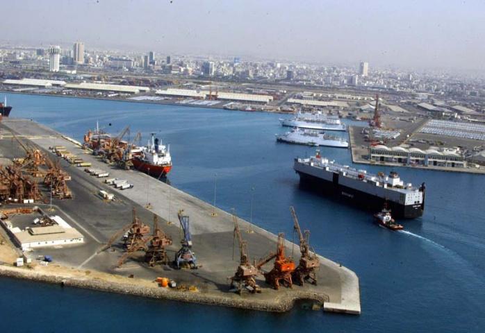 Jeddah, Saudi arabia, Shipping, Container terminal, Dp world