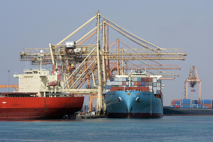 JEDDAH PORT: Operations will be enhanced to overcome congestion issue.