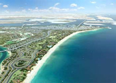 Saadiyat Island is now linked to the city of Abu Dhabi after the opening of a new bridge