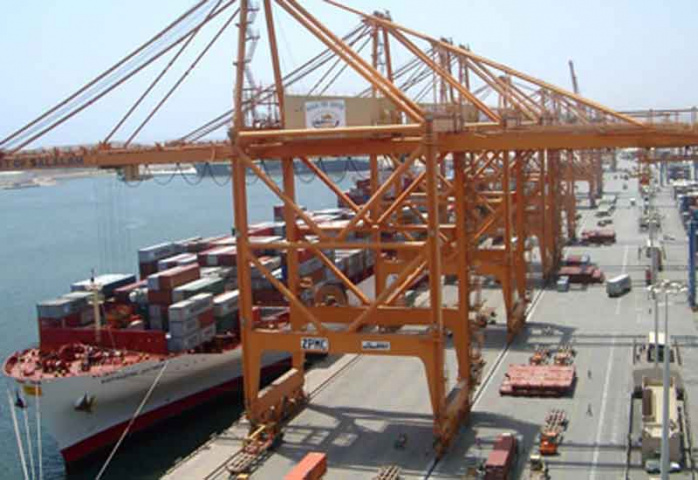 Port of salalah, Ports, NEWS