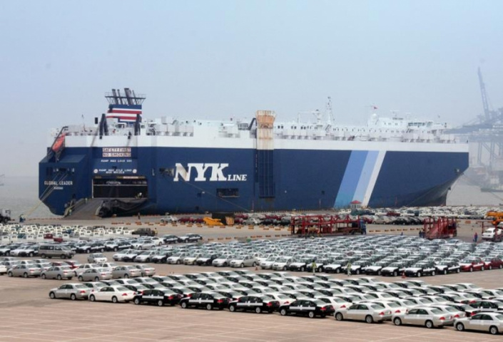 Japanese shipping company NYK has agreed to establish a RORO terminal at King Abdullah port on the Red Sea.