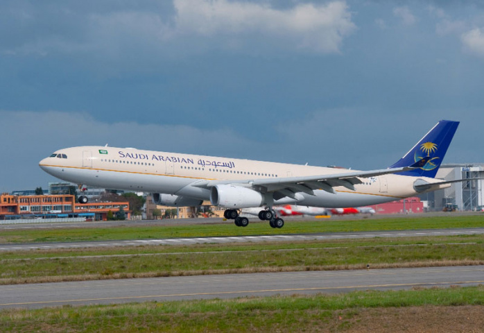 Saudi arabian airlines, NEWS, Aviation