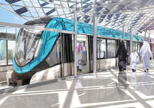 Rail network, Saudi arabia, Transport, NEWS