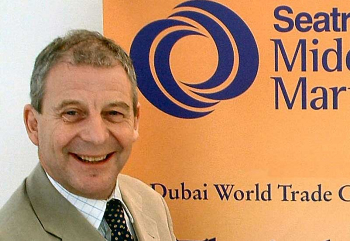 Seatrade's Chris Hayman retains a strong outlook on the Middle East's shipbuilding sector.