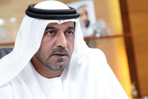 Sheikh Ahmed bin Saeed Al Maktoum, chairman, Emirates Airline.