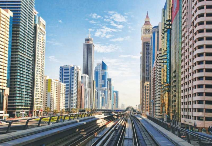 Dubai, Office, Rents, NEWS