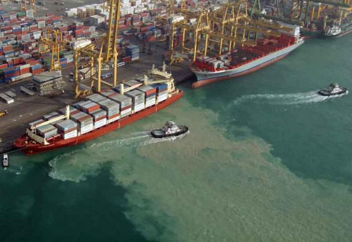 Dubai, Shipping, Maritime