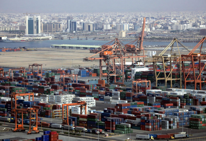 Exports, Logistics, Profits, Re-exports, Uae, NEWS