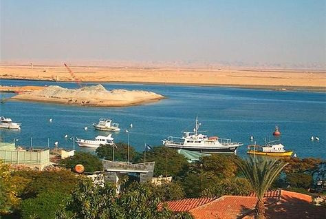 Egypt, Suez Canal, NEWS