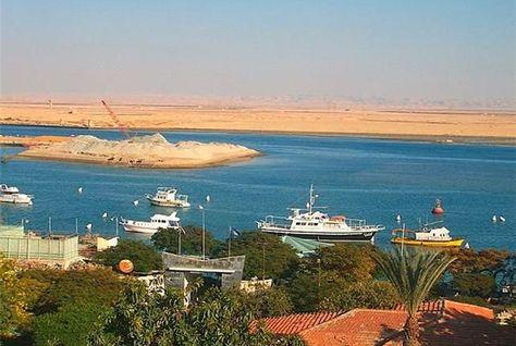 Suez Canal, Trade, NEWS
