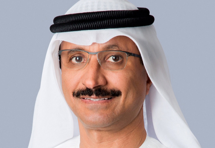 Sultan Ahmed Bin Sulayem, DP World group chairman and CEO.