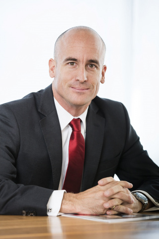 Christian Baur, chief operating officer of the Swisslog Group and CEO of the Warehouse & Distribution Solutions (WDS) division.