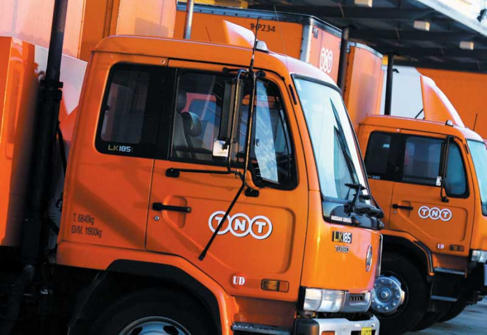 Tnt express, NEWS