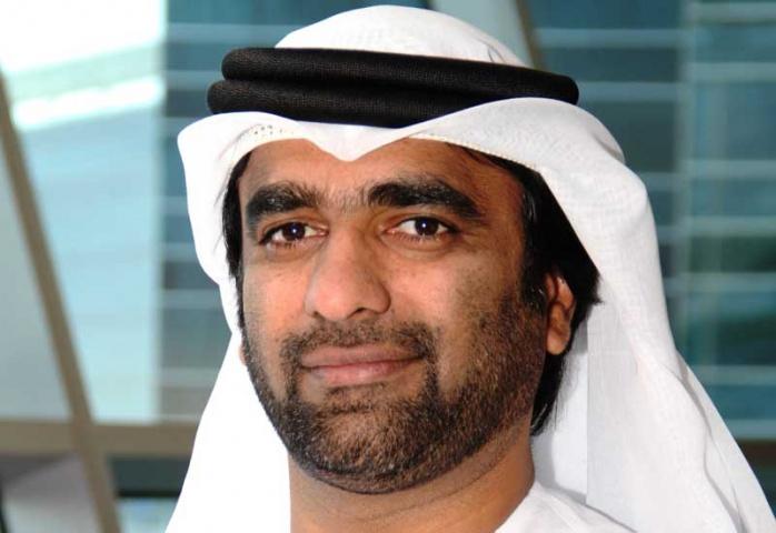 Tahnoon Saif, vice president, Aviation District.