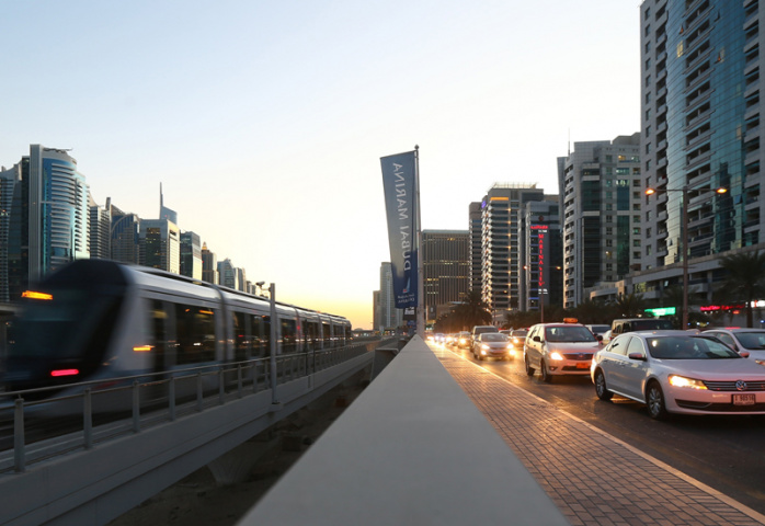 Dubai Tram, Rail network, NEWS