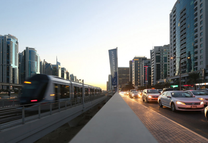 Dubai Tram run from 6.30am to 1.30am on weekdays, and on Friday from 9am to 1.30am.