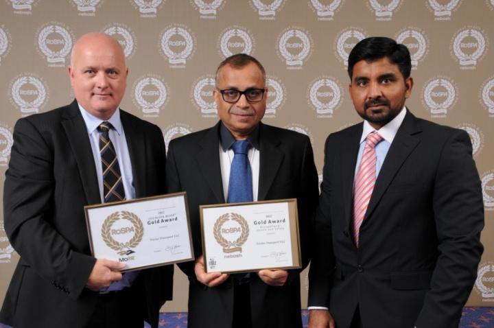 Award, Logistics, NEWS