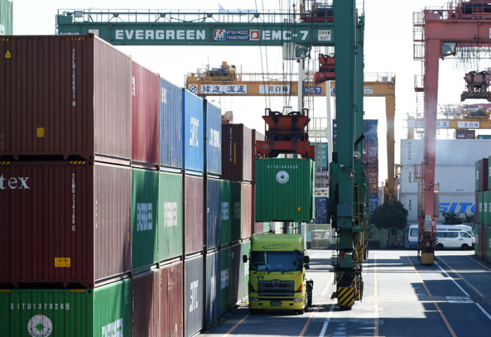 Container, Shipping, Maritime