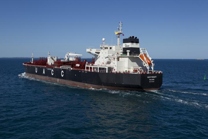 UACC has a fleet of 24 chemical tankers.