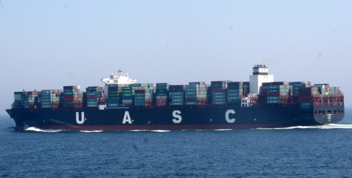 UASC's Barzan is the first LNG ready container ship of her size in the world.