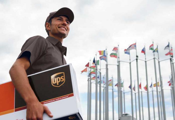 UPS plans massive 2-million sq ft distribution hub at DP World's London Gateway logistics park.
