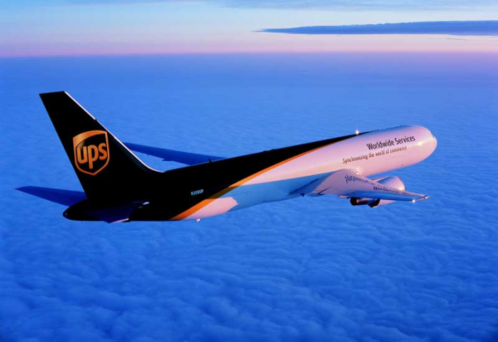 UPS is mulling the possibility of laying off 300 of its pilots.