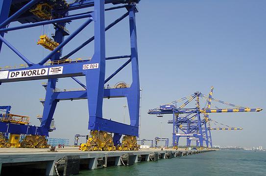 Indian officials request audit of DP World's International Container Transhipment Terminal at Vallarpdadam (ICTT).