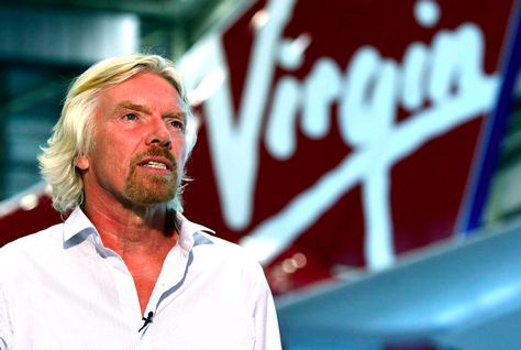 Richard branson, Hyperloop, Virgin hyperloop, Dp world