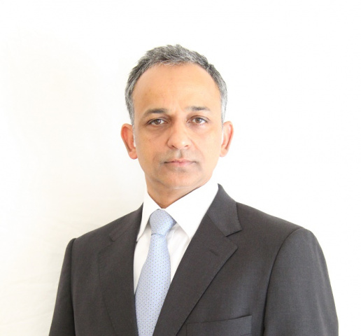 Vivek Seth, CEO of Halul Offshore Services Company