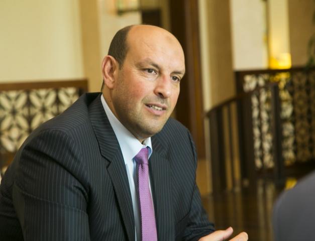 Yasser Zaghloul, CEO, National Marine Dredging Company