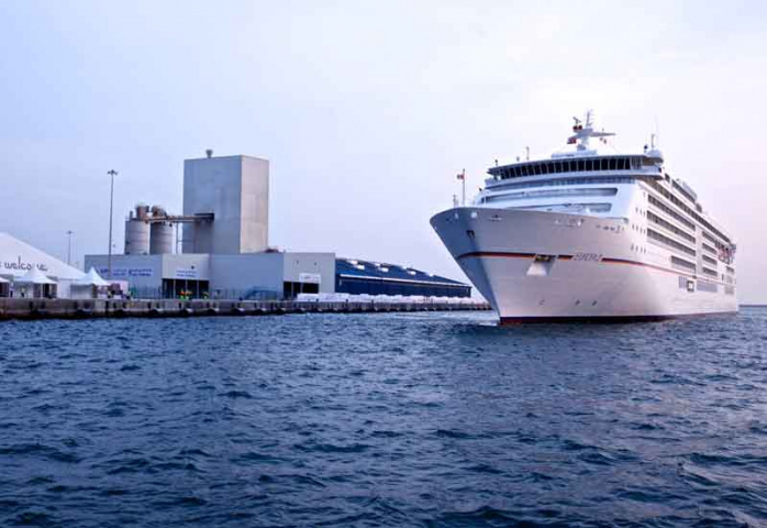 Abu dhabi ports company, ADPC, Cruise liner, Zayed port, NEWS, Ports & Free Zones