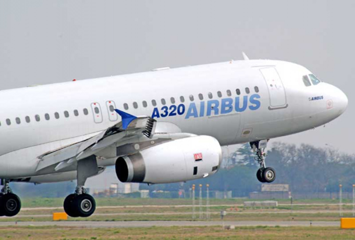 Airbus now offers A320s with sharklets, wing devices designed to reduce fuel consumption.