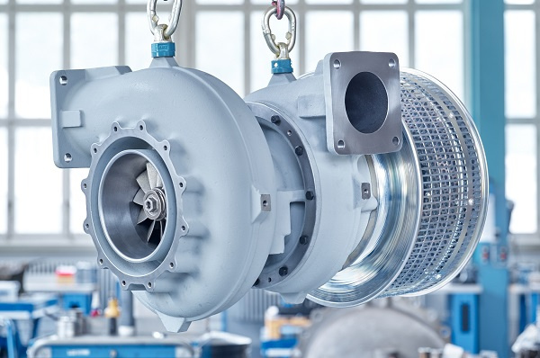 Designed for ease of operation and service the turbocharger supports a condition-based maintenance concept