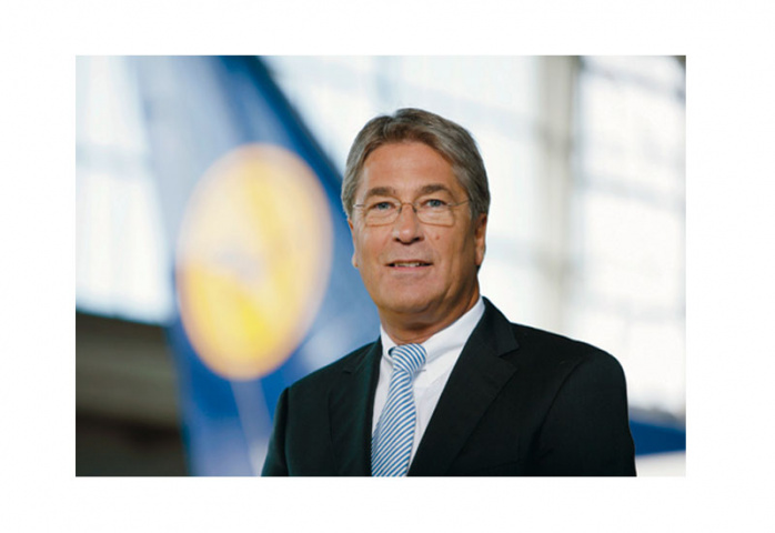 TRAVELLING MAN: Lufthansa Technik executive Walter Heerdt regularly visits the Middle East to assist existing clients.