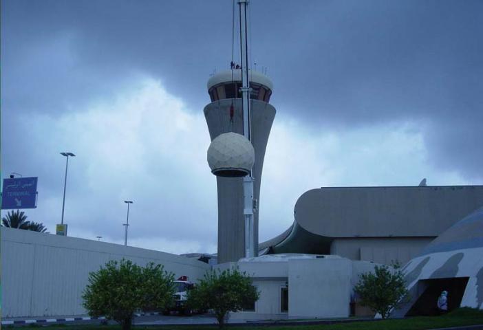 ADVANCED COMMUNICATION: Abu Dhabi International Airport?s ground movement radar