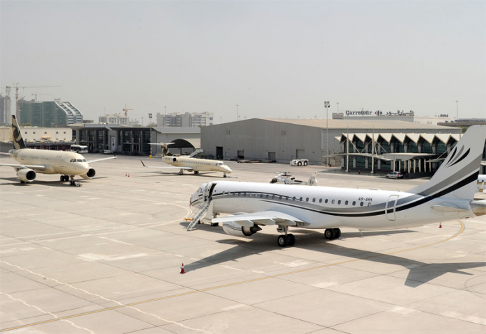 Al Bateen executive airport has ambitious plans.