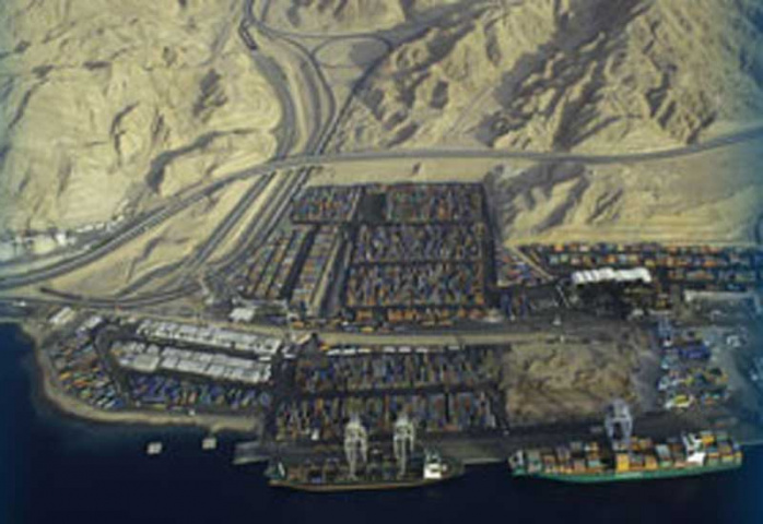 Officials say developing links between Turkish ports and Aqaba are a priority.
