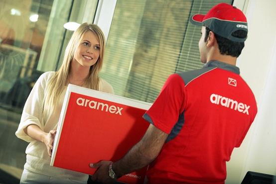 Aramex, Profit, Q2, E-commerce, Express logistics