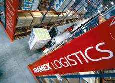 ARAMEX GROWTH: The warehouse facility in Jebel Ali will link to countries such as Saudi Arabia, Bahrain and Jordan.