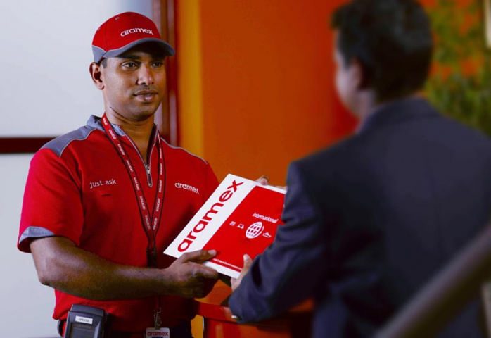 Aramex will provide network logistics, retail distribution and marketing support