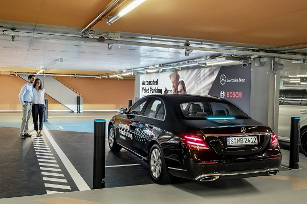 Mercedes-Benz, Parking, Vehicles, NEWS