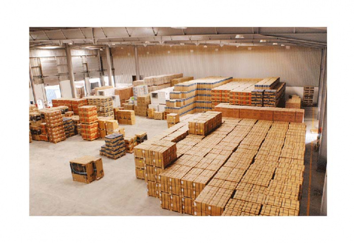 WAREHOUSING STANDARDS: AFGL receives ISO certification.