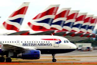 British airways, Heathrow, London, IT glitch