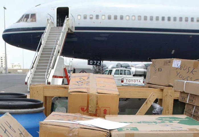 Air freight, Al maktoum international, DXB, NEWS