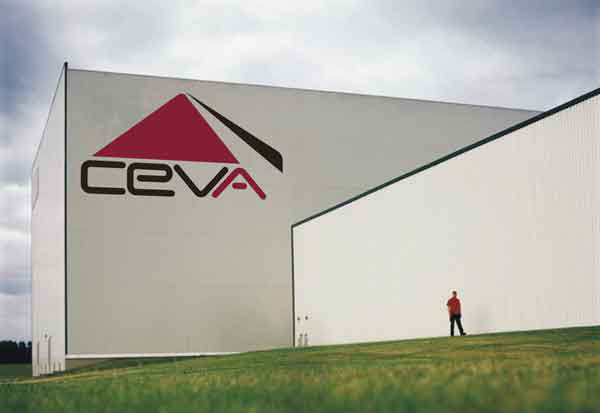 CEVA Logistics is planning a series of warehouses throughout the region.